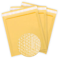 Bubble Lined Envelopes: Pack of 3