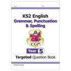 KS2 English Targeted Question Book Grammar, Punctuation & Spelling: Year 5 image number 1