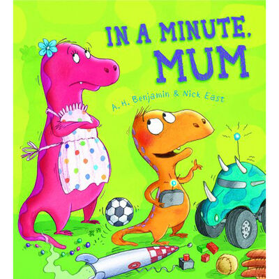In A Minute, Mum image number 1