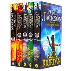 Percy Jackson: 5 Book Collection image number 1