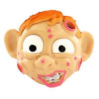 Funky Pimple Headz Squishy