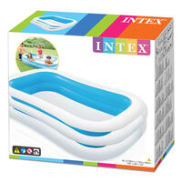Intex Swim Centre Family Paddling Pool - Over 8ft