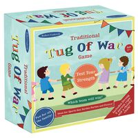 Traditional Tug of War Game