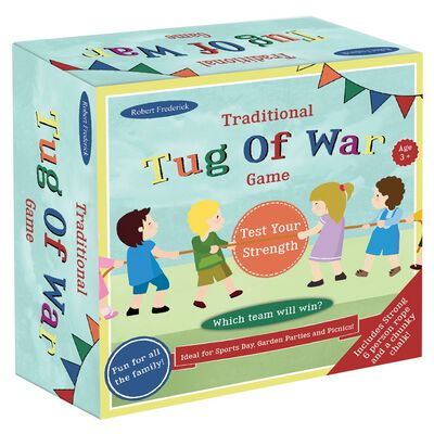 Traditional Tug of War Game image number 1