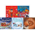 We Wish You A Merry Christmas: 10 Kids Picture Books Bundle image number 3
