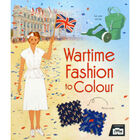 Wartime Fashion to Colour image number 1