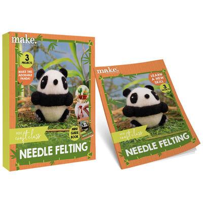 Mini Craft Class: Needle Felting image number 1
