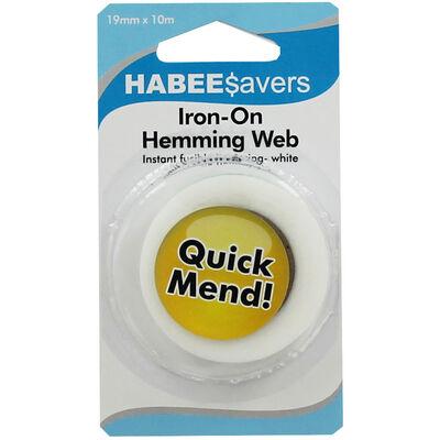 Iron-On Hemming Web - 10m image number 1