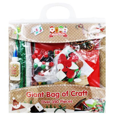 Giant Bag Of Christmas Craft image number 1
