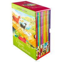 Ladybird Tales Classic Collection 10 Book Box Set