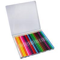 Camo Colouring Pencils - Tin of 24