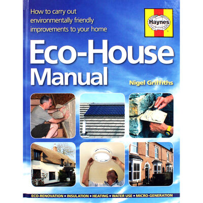 Haynes Eco-House Manual image number 1