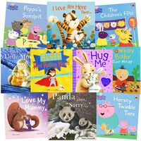 Lovely Stories: 10 Kids Picture Books Bundle