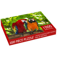 Pair of Macaws 1000 Piece Jigsaw Puzzle