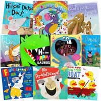 Amazing Animal Adventures: 10 Kids Picture Books Bundle