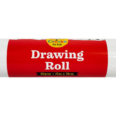 Paper Drawing Roll 25m image number 2