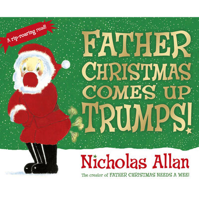 Father Christmas Comes Up Trumps image number 1