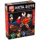 Meta Bots Punching Robot: Red Dragon image number 1