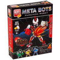 Meta Bots Punching Robot: Red Dragon