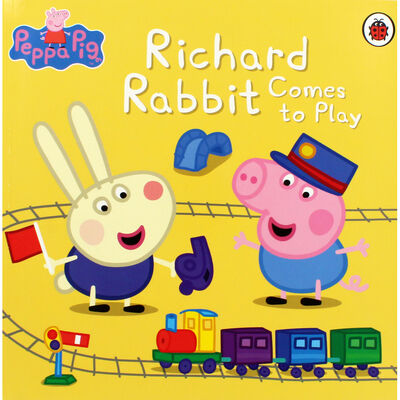 Peppa Pig: Richard Rabbit Comes to Play image number 1