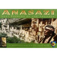 Anasazi Lost Pueblos Of The Ancients Board Game