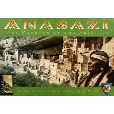 Anasazi Lost Pueblos Of The Ancients Board Game image number 2