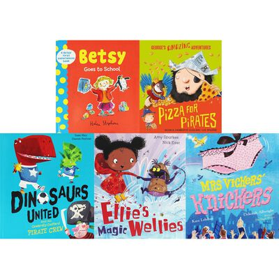 Silly Story Times: 10 Kids Picture Books Bundle image number 3