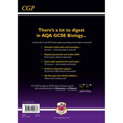 CGP GCSE Biology Grade 9-1: Complete Revision & Practice image number 3