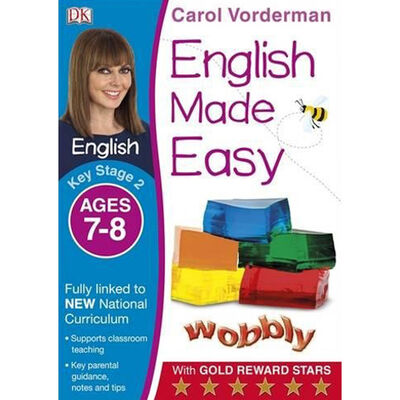 English Made Easy Ages 7-8 Key Stage 2 image number 1