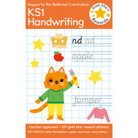 Gold Star Rewards Handwriting: Ages 5-7