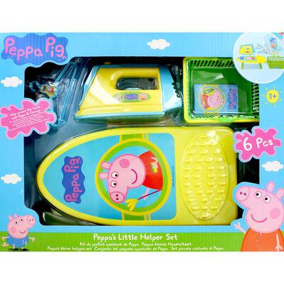 Peppa Pigs Little Helper Play Set image number 2