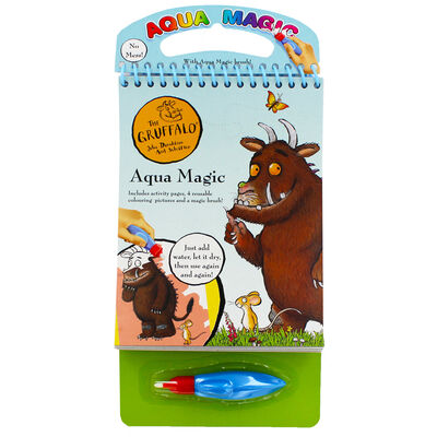 The Gruffalo Aqua Magic Activity Pad image number 1