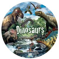 Top Trumps Dinosaurs 100 Piece Jigsaw Puzzle