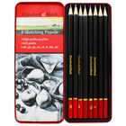 Graphite Sketching Pencils image number 2