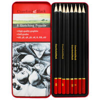 Graphite Sketching Pencils
