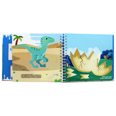 My First Dinosaur Paint Play Book image number 2