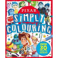 Pixar: Simply Colouring