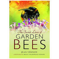 The Secret Lives of Garden Bees, RSPB Pocket Garden Birdwatch & Royal Horticultural Society: How to Garden Bundle