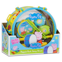 Peppa Pig Pack Away Drum