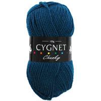 Cygnet Chunky Teal Yarn - 100g