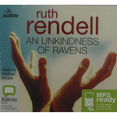 An Unkindness of Ravens: MP3 CD image number 1