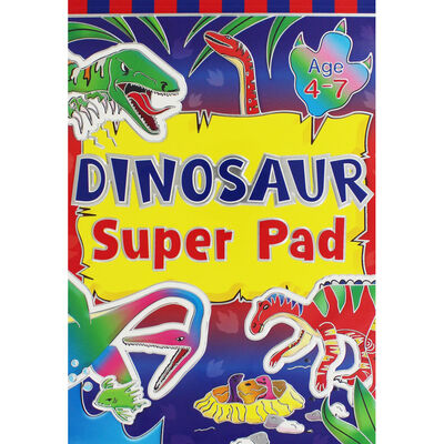 Dinosaur Super Pad image number 1