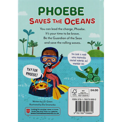 Phoebe Saves The Oceans image number 2