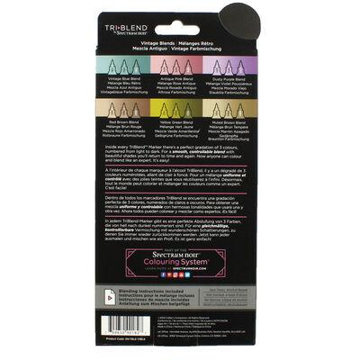 Spectrum Noir TriBlend - Vintage Blends - 6 Pack image number 2