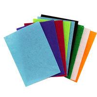 10 Felt Sheets - Assorted