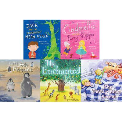 Teddy Bear Secrets: 10 Kids Picture Books Bundle image number 3