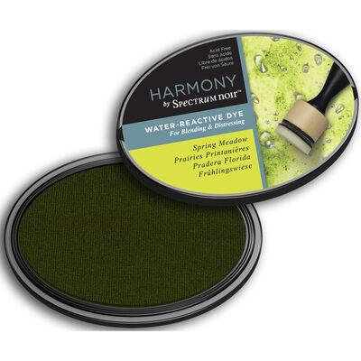 Harmony by Spectrum Noir Water Reactive Dye Inkpad - Spring Meadow image number 2