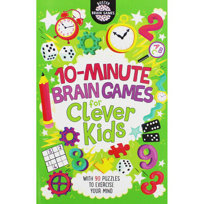 10-Minute Brain Games for Clever Kids image number 1