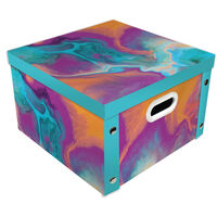 Marble Collapsible Storage Box