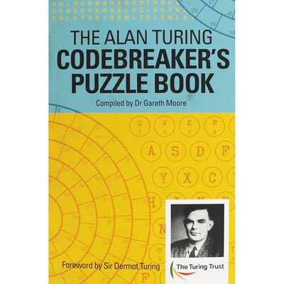 The Alan Turing Codebreaker's Puzzle Book image number 1